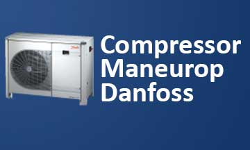 Compressor Maneurop Danfoss MT / MTZ / NTZ