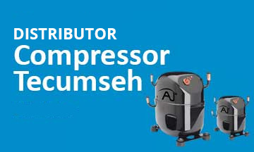 Distributor Compressor Tecumseh