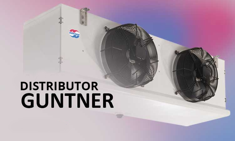 Distributor Guntner Indonesia