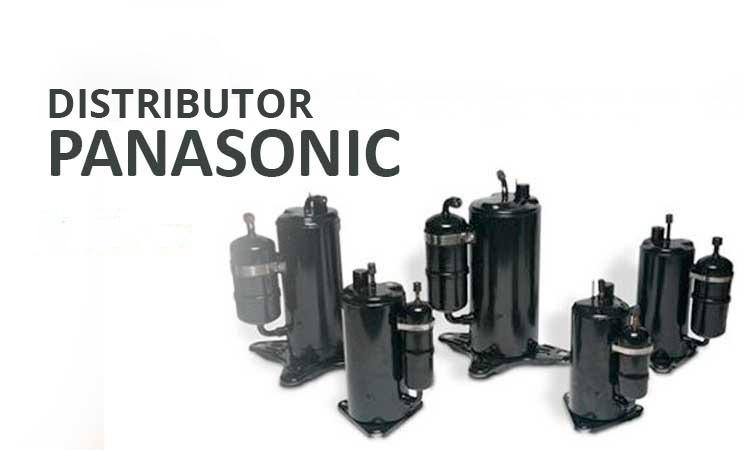 Distributor Panasonic Compressor