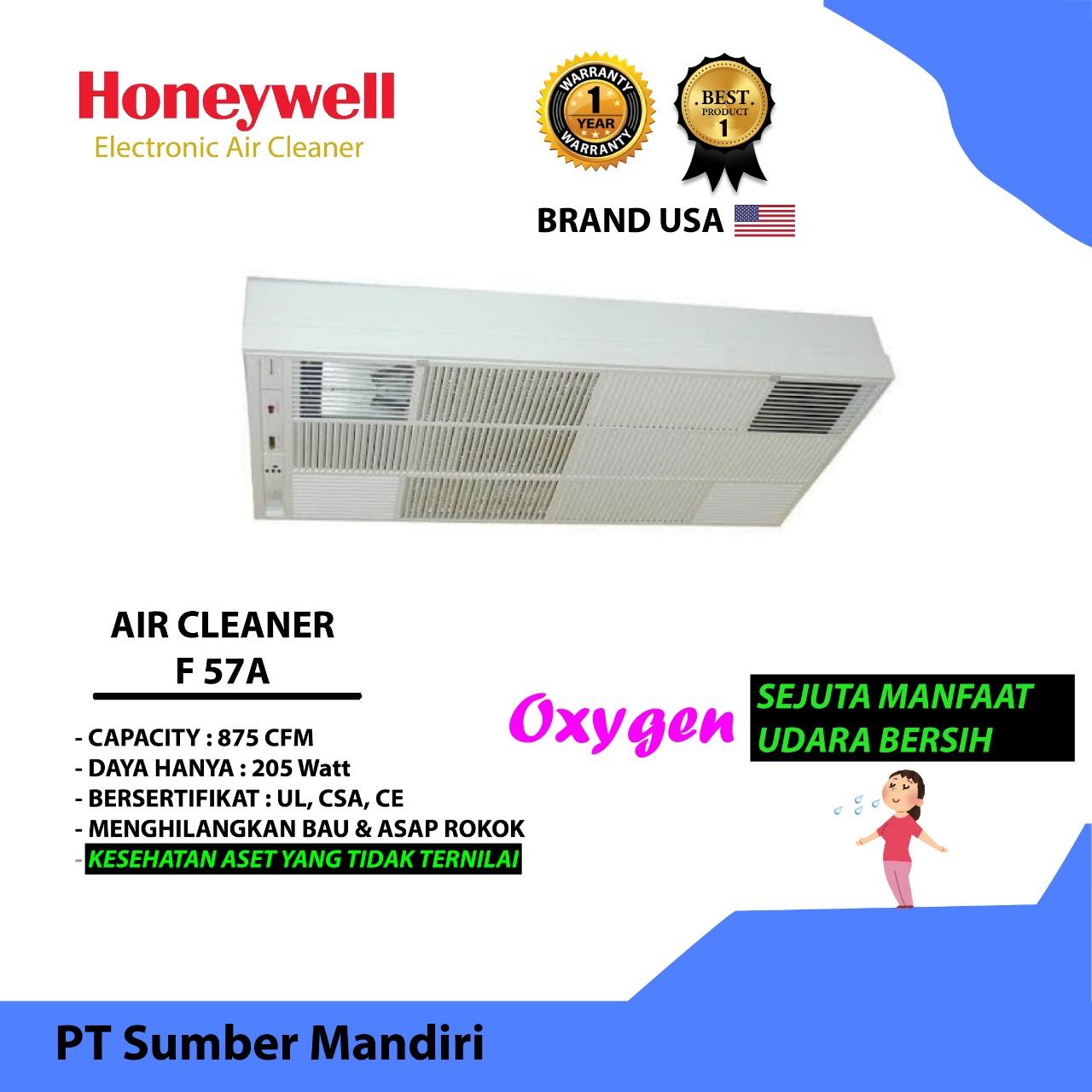Air Cleaner Honeywell F 57A