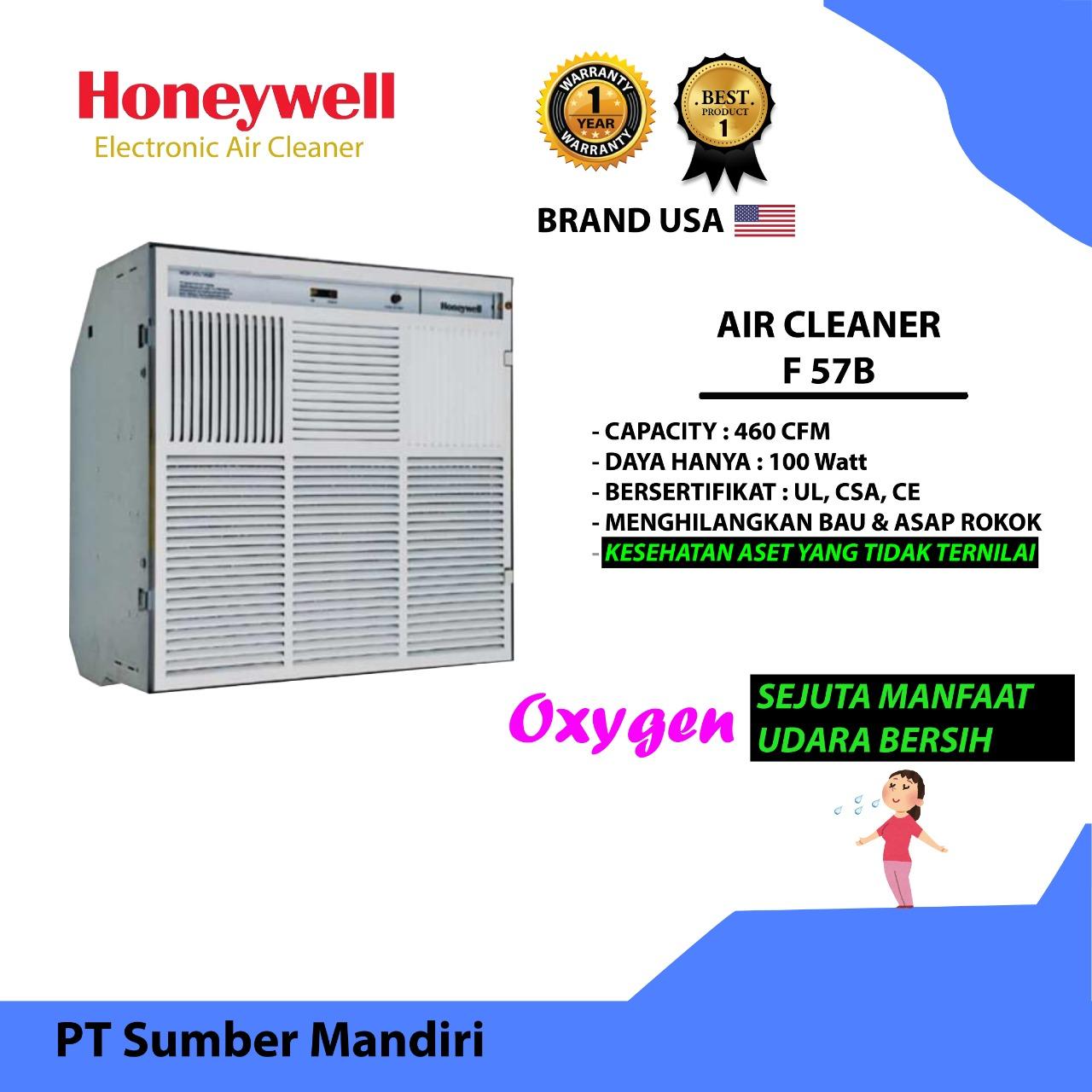 Air Cleaner Honeywell F 57B