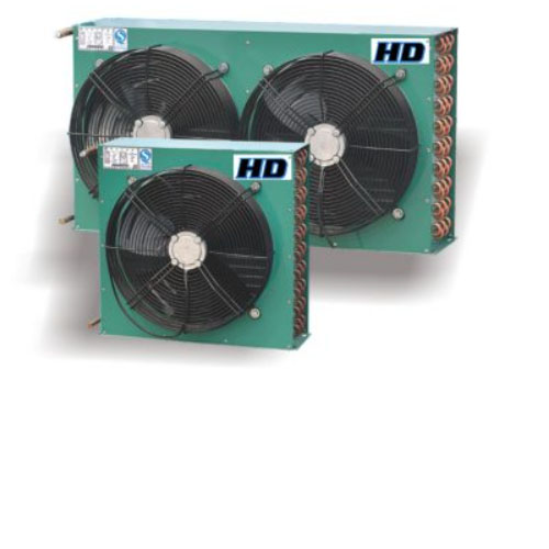 Condenser HD LCH Series Air Cooled Condenser 1 Fan