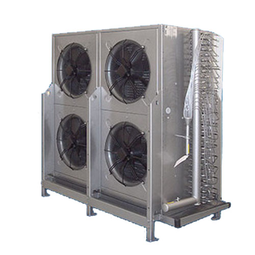 Evaporator Guntner for fast cooling and freezing Type GFN - Blast Freezer