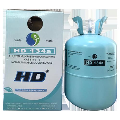 Freon Refrigerant HD R134A