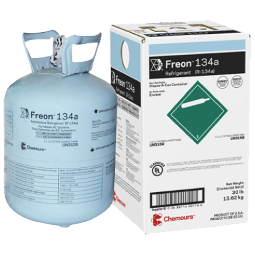 Freon R134A Chemours USA